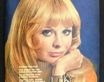 Playboy Magazine September 1968