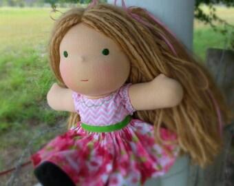 Custom Waldorf Doll