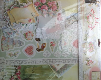 Wedding Scrapbooking Kit