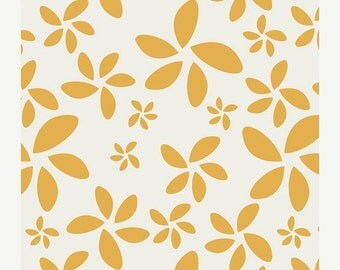CLEARANCE Flora in Honeycomb from Minimalista by Art Gallery Fabrics