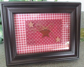 Primitive Rusty Star Pictures