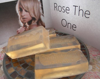 Rose The One Dolce & Gabbana Type Fragrance Soap  / Rose the One type Soap designer scent