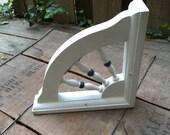 4 Wooden shelf brackets