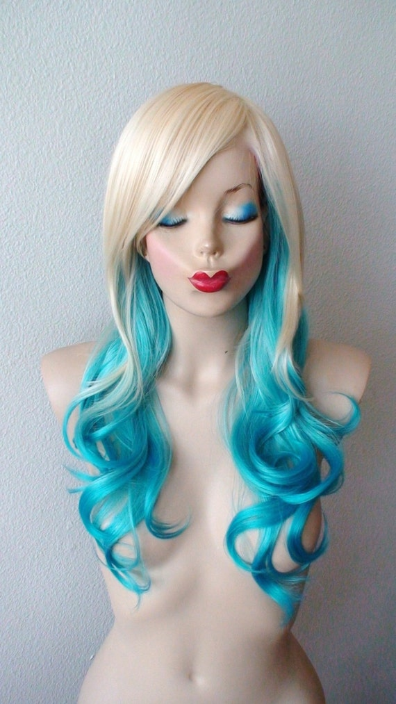 like this item - Colored Wig
