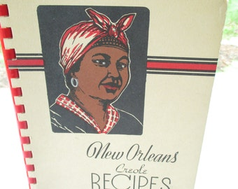 New Orleans Creole Recipes by Mary Moore Bremer Copyright 1932 Eighteenth Edition 1958