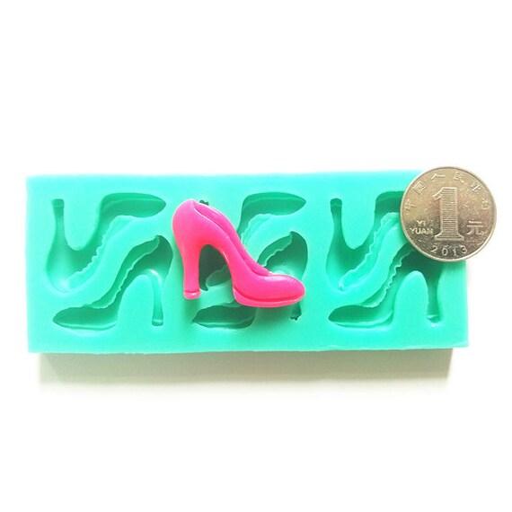 Shape silicone mould chocolate molds fondant cake decor tools b980434