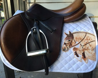 The Saddle Pad: Jumper Horse Edition