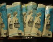 7 Purse Handle Sets-Purse Supplies-Wood Purse Handles-Purse Notions-Purse Making Supply-Handbag Handles-Wood Rods & Knobs for Handbags