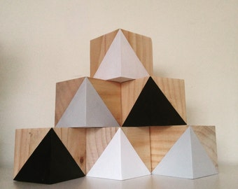 6piece BABY blocks set