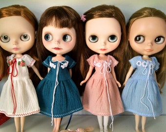 Blythe Summer Dress Many Colors!