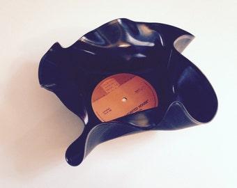 Vinyl '12 Record Bowl