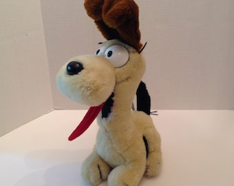 1983 ODIE Plush United Features Fun Farm Toy