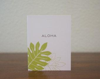Aloha 'Ulu (Hawaiian Breadfruit) Note Cards - Set of 6