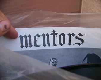 rare mentors album
