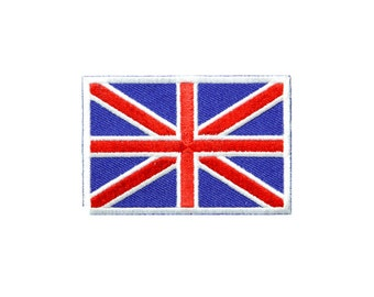 3 Inch British Flag Patch