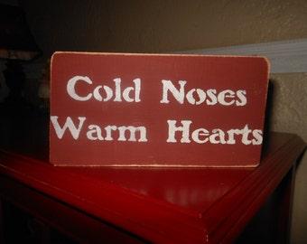 Warm Nose Etsy