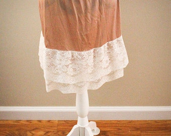 Long Lace Skirt/Dress Extender