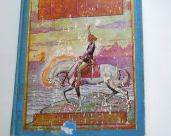 Vintage Children's Book, The Story of Siegfried