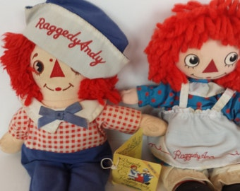 Applause Raggedy Ann and Andy  1987