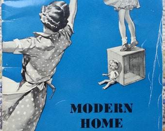 Modern Home Laundering - 1939 Laundry Booklet