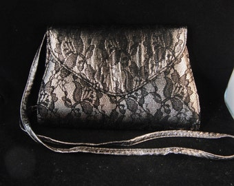 Black Neiman Marcus purse