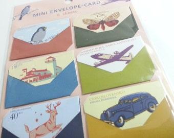 Sales Lovely  Mini Envelope-Card - 6 Minicards