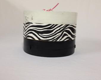 Zebra Steamer Basket