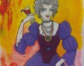 Marie Vamptoinette Original Art