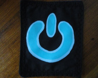 Power Symbol Patch