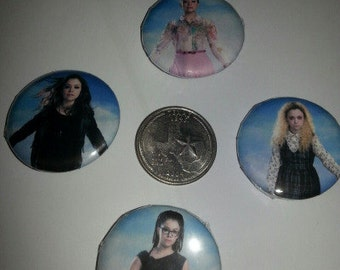 Orphan Black Buttons