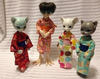 YoSD BJD Kimonos