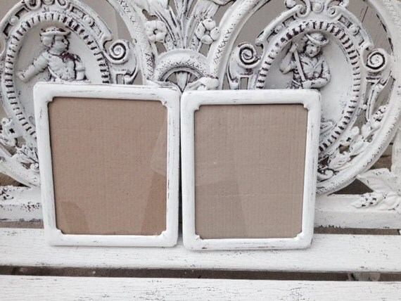 Coastal Decor Shabby Chic: SHABBY CHIC Beach Decor Picture Frame Rustic By