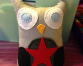 Marvel WINTER SOLDIER Styled Plush Owl