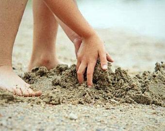 Southern California Beach Sand - Beach Wedding