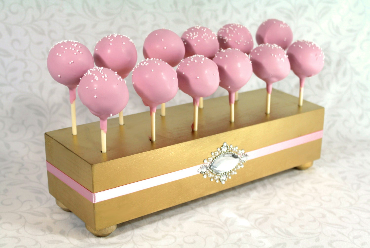 gold cake pop stand wedding cake pop holder cake pop stand