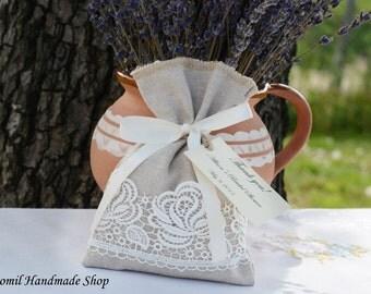 Wedding Favor Bag, Bridal Shower Favor Bag, Gift Bag SET OF 25