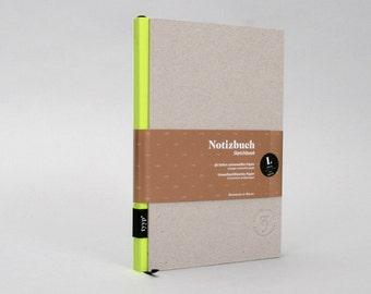 tyyp BerlinBook Sketchbook L - GreyCarton