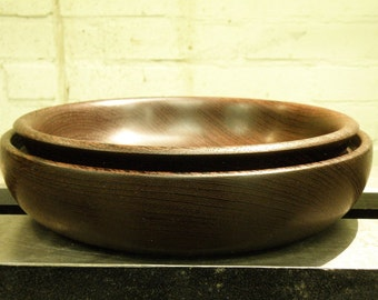 Wenge bowl
