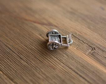 Handcart Charm
