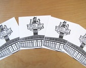 Felix, Set of 4 Cards with Envelopes