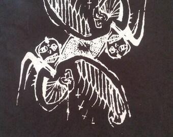 AGNA MORAINE'S AUTOBIOGRAPHY sweatshirt (hardcore, skramz screamo band)
