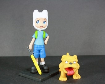 Adventure Time Finn and Jake Pinky Street