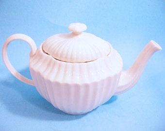 Creamy White Teapot by Godinger & Co.