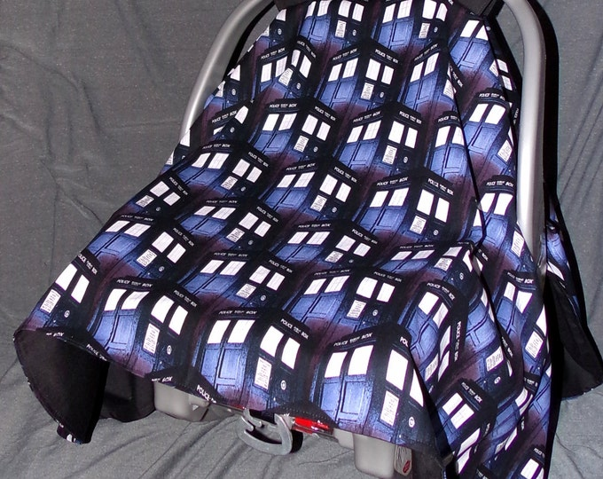 Dr. Who Car Carrier Canopy