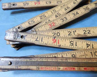Lufkin Folding Extension Ruler