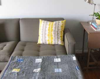 Modern quilt - Squares