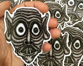 Nosferatu Stickers