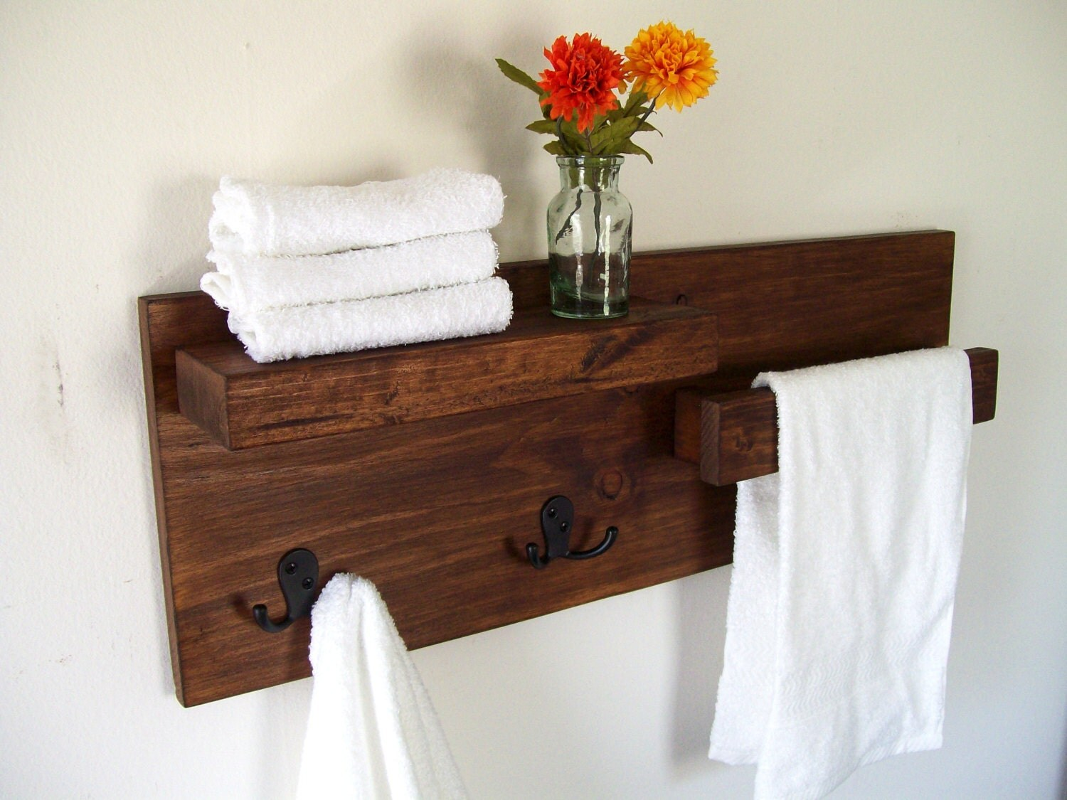 bathroom towel rack towel bar towel hook towel holder bathroom. Black Bedroom Furniture Sets. Home Design Ideas