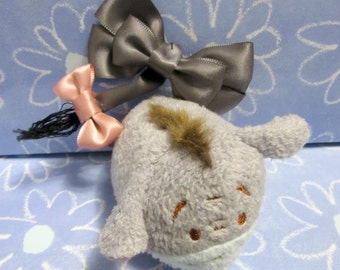 Eeyore from Disney's Winnie the Pooh Hair Bow | Cosplay bow | Disneybound accessory | Hundred Acre Woods