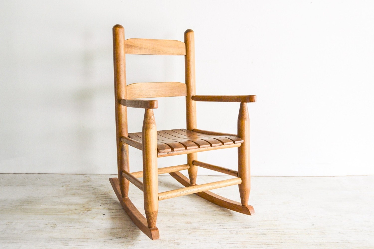 childs rocking chair childs wooden chair kids by littlecows